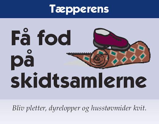 tæpperens hos dit renseri i Kalundborg